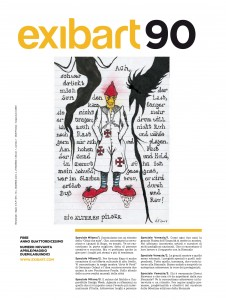 Exibart Cover Page