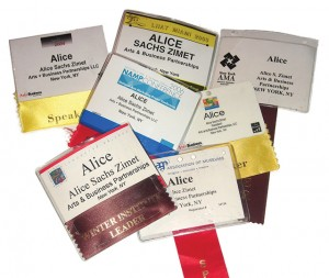 Keynote Speaker Badges