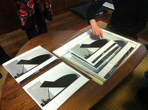 Studying Arnold Newman's Portrait of Stravinsky